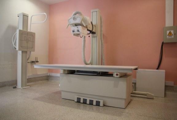 Hospital San Antonio de Putaendo pone en funcionamiento nuevo equipo de rayos X