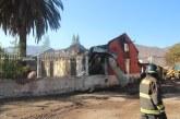 El drama de los damnificados por gigantesco incendio en Piguchén