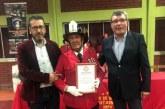 Cuerpo de Bomberos de Putaendo celebró 63 años pensando en nuevo cuartel