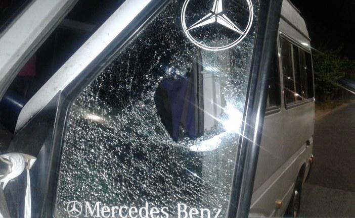 Transportista sufrió violento asalto y secuestro