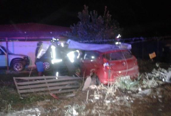Vecino de Putando muere tras chocar en su vehículo contra una pandereta