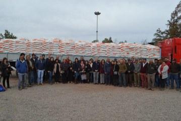 INDAP entrega incentivo para fomentar la producción agrícola en Putaendo y San Felipe
