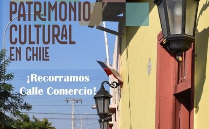 DÍA DEL PATRIMONIO CULTURAL SE CELEBRARA RECORRIENDO CALLE COMERCIO