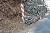 Vialidad construirá muro de contención mal ejecutado por municipio de Putaendo
