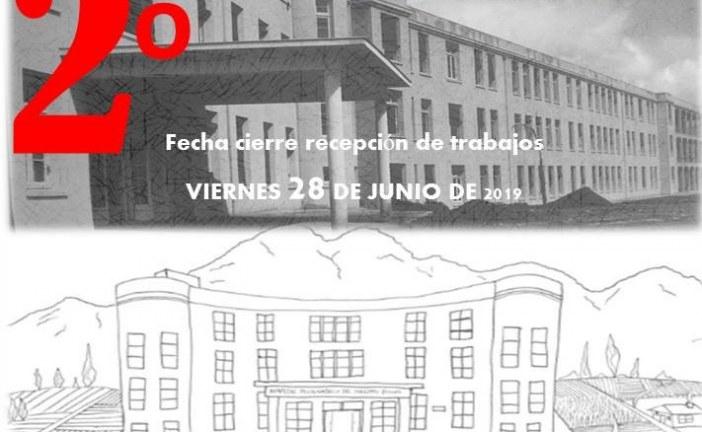 """Hospital Psiquiátrico   de Putaendo, y el Servicio Nacional del Patrimonio Cultural Invitan a toda la comunidad a Participar del 2° Concurso Literario """"Historias de Amor y Nostalgia"""""""