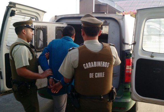 Sujeto que agredió y amenazó con un chuzo a Carabineros de Putaendo fue condenado por la Justicia
