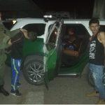 Sujetos que se tomaron vivienda, golpean a una mujer y apuñalan a chofer en Villa Los Ríos
