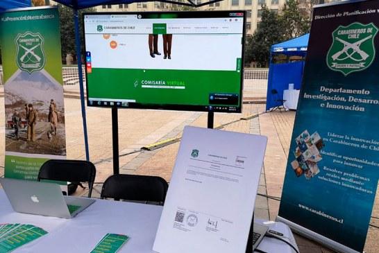 Carabineros de Putaendo también implementa comisaría virtual  al servicio de la comunidad
