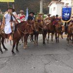 Arrieros de Putaendo participaron de homenaje a San Martín en Argentina