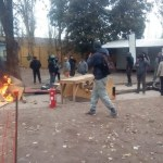 Trabajadores de empresa subcontratista se tomaron parte de obras de reconstrucción del Psiquiátrico por no pago de sus sueldos