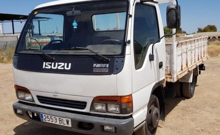 Roban camión desde el frontis de vivienda de vecino de Las Compuertas en Quebrada Herrera