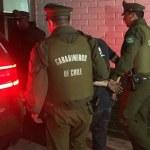 Carabineros detuvo a conductor en estado de ebriedad y a menor que escapó de centro de menores de Santiago.