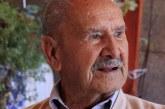 A los 98 años fallece hijo Ilustre de Putaendo Manuel Segundo Menares Heredia