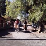 Familia asegura que fueron amenazados por sujetos fuertemente armados en Quebrada Herrera