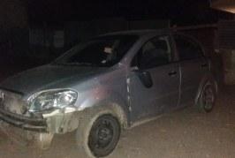 Conductor eludió control  policial , intentó atropellar a Carabineros y golpeó a efectivo policial