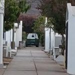 Vecino de Putaendo murió trabajando en cementerio de la Ligua