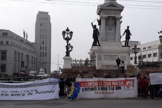 Mas de 2.000 cartas para Participación Ciudadana al proyecto Vizcachitas reunió Putaendo