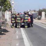 Fuga de gas en cocina de vivienda de calle Brasil movilizó a bomberos