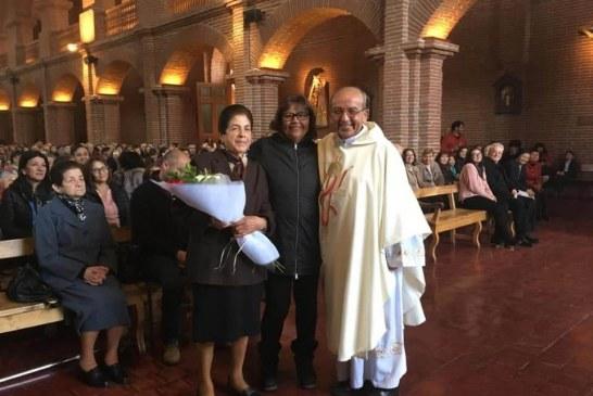Emotiva y multitudinaria celebración de los 30 años de sacerdocio del padre Vicente Montenegro