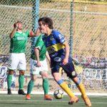 Joven Putaendino brilla en su debut en la sub 17 de Everton de Viña del Mar