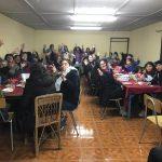 """Concurrida """"Lotería"""" organizó el centro de padres y apoderados del Jardín infantil Millahue"""