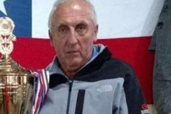 """El fútbol amateur está de luto: falleció Víctor Hugo """"Sapito"""" Andrade"""