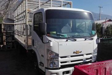 Roban Camión cargado con más de 100 cilindros de gas desde Quebrada Herrera