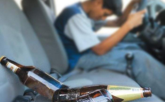Declaran culpable a conductor que circulaba en estado de ebriedad y armado de un revólver en Putaendo