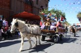 Tradicional desfile de fiestas patrias se realizó en la plaza de Putaendo