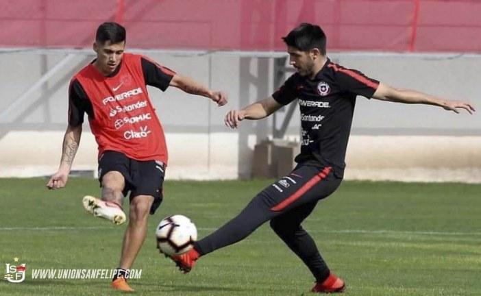 Benjamin Gazzolo es confirmado en la selección nacional sub-23