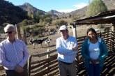 Seremi de agricultura anuncia traslado de ganado a campos del ejército y conaf del sur del país.