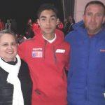 Alumno del colegio Marie Poussepin obtiene segundo lugar en nacional de atletismo