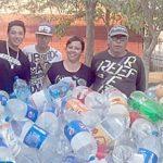 Vecinos Villa El Totoral empeñados en juntar agua para crianceros de Putaendo