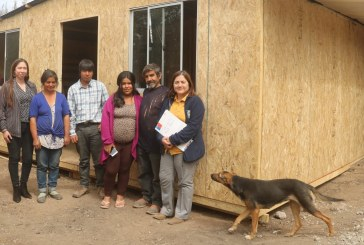 Importante ayuda entregó municipio a  familia que perdió todo en incendio de Quebrada de Herrera