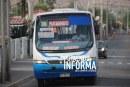 Sujeto roba dinero a conductor de buses Puma al bajar de microbus